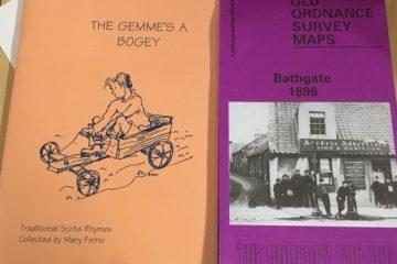 Book & Map